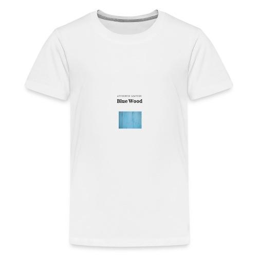 BLUE WOOD - Kids' Premium T-Shirt
