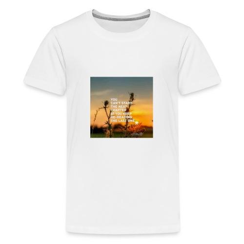 Next life chapter - Kids' Premium T-Shirt