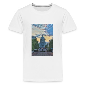 Downtown Madison - Kids' Premium T-Shirt