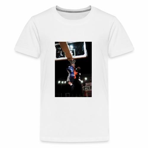 Slamball poster - Kids' Premium T-Shirt