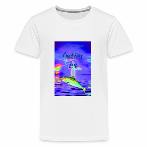 Shad Fest #4 - Kids' Premium T-Shirt