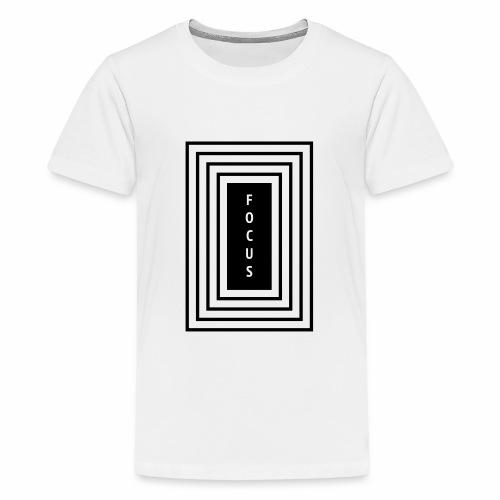 Focus - Kids' Premium T-Shirt