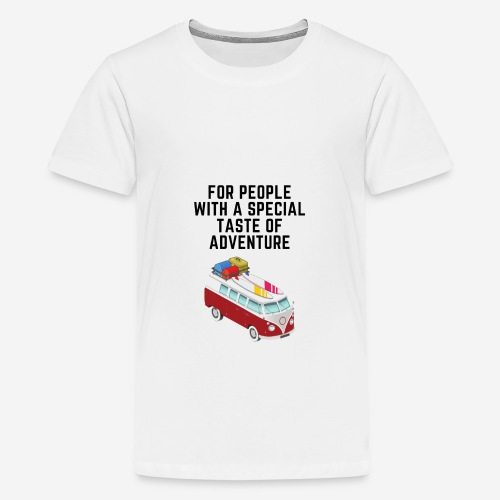 volkswagengraveyard designs - Kids' Premium T-Shirt