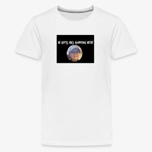 bks - Kids' Premium T-Shirt