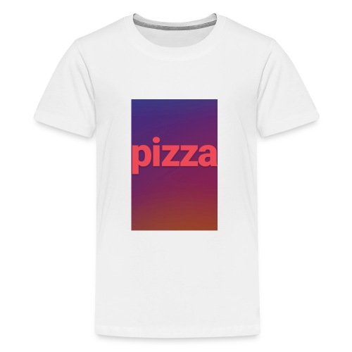the pizza supreme - Kids' Premium T-Shirt