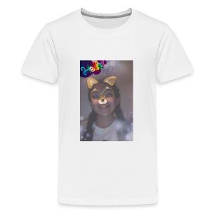 28A4F1B8 E085 47BE 916C CC050DD6094D - Kids' Premium T-Shirt