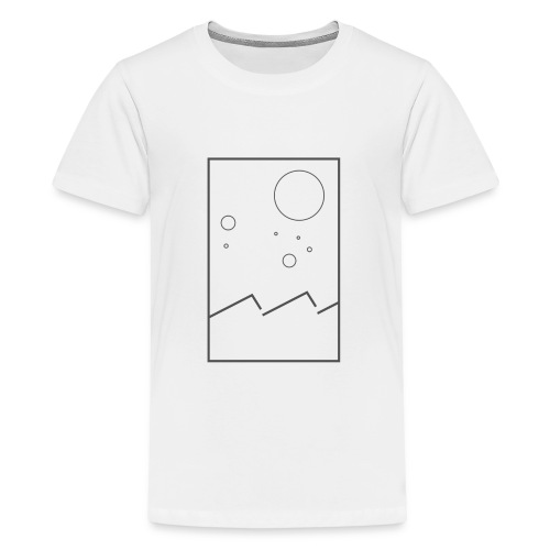 Simple Joliek Design - Kids' Premium T-Shirt