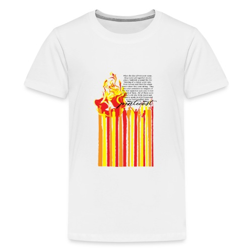 PENTECOST (for white T-shirt) - Kids' Premium T-Shirt