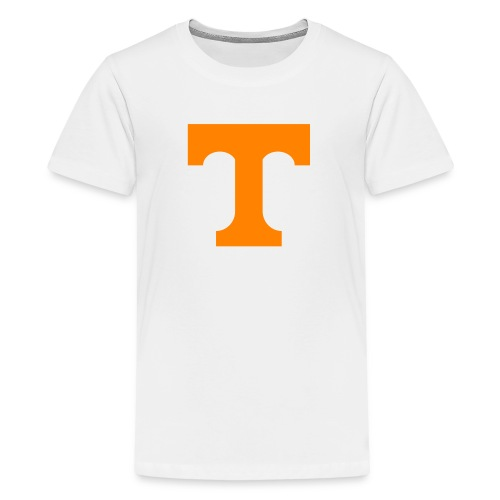 T is for Tennessee - Kids' Premium T-Shirt