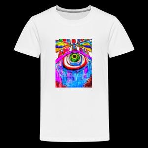 Fountain of Perception - Kids' Premium T-Shirt