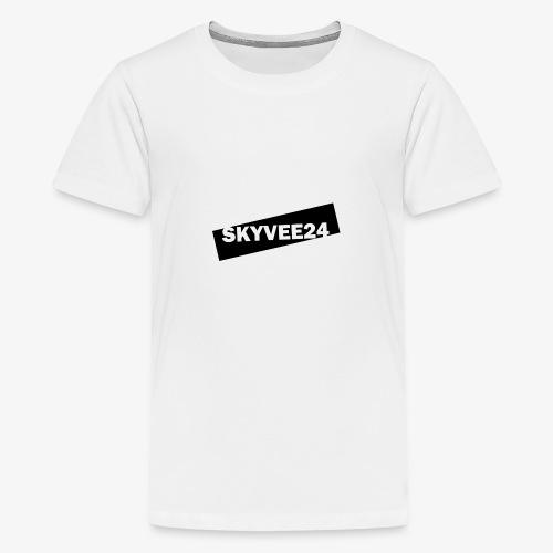 White Edition - Kids' Premium T-Shirt