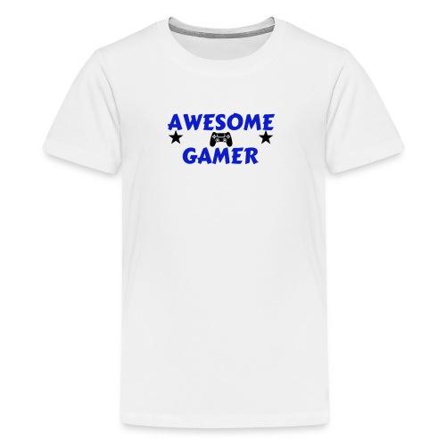 pro gamer - Kids' Premium T-Shirt