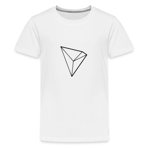 Tronix Cryptocurrency of the future - Kids' Premium T-Shirt