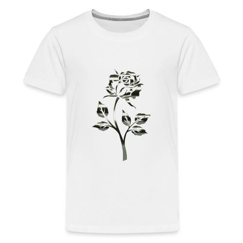 Rose by Originals - Kids' Premium T-Shirt
