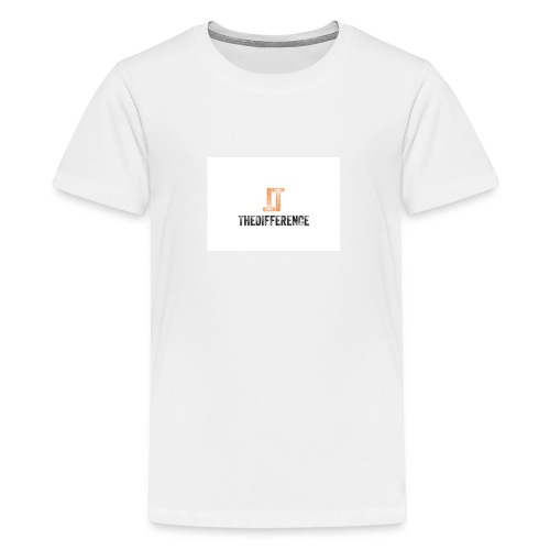 TheDifference01 - Kids' Premium T-Shirt