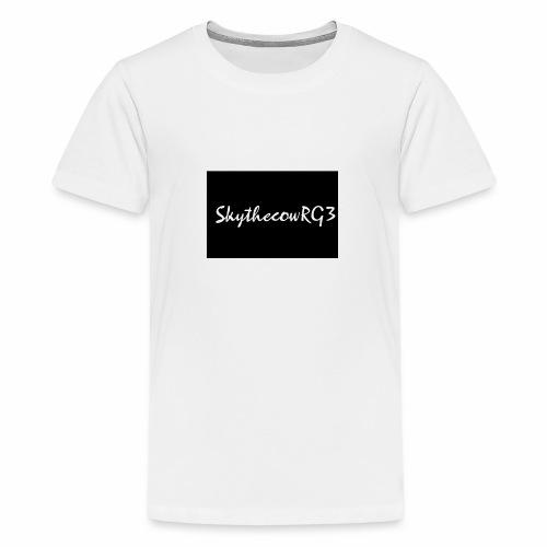 SkythecowRG3 Hoodie - Kids' Premium T-Shirt