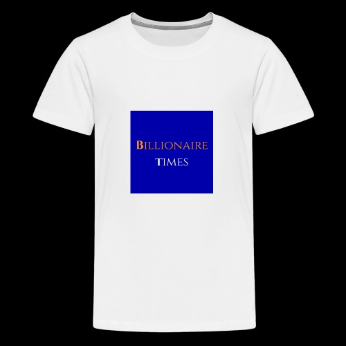 Billionaire Times - Kids' Premium T-Shirt