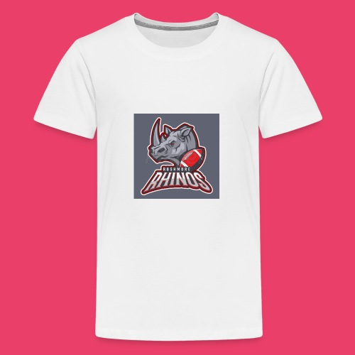 Long horn - Kids' Premium T-Shirt
