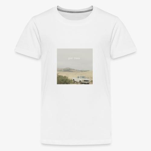 god bless - Kids' Premium T-Shirt