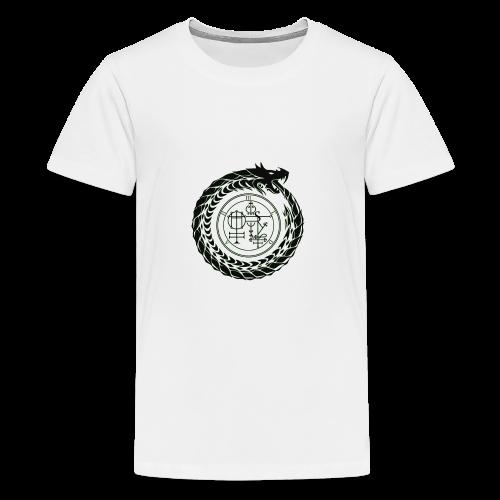 DOBX Logo Simple - Kids' Premium T-Shirt
