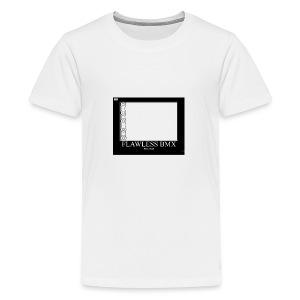 flawless bmx 3 - Kids' Premium T-Shirt