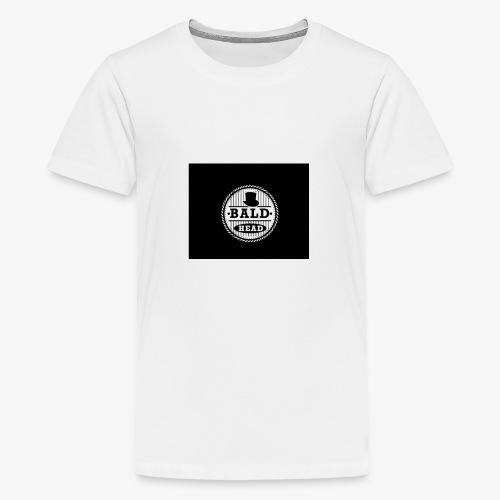 Bald Head - Kids' Premium T-Shirt