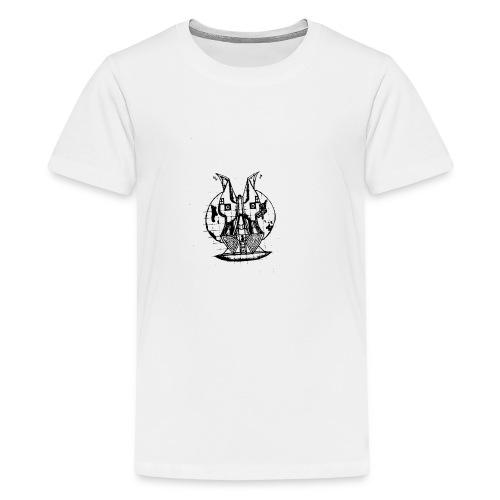 World Face - Kids' Premium T-Shirt