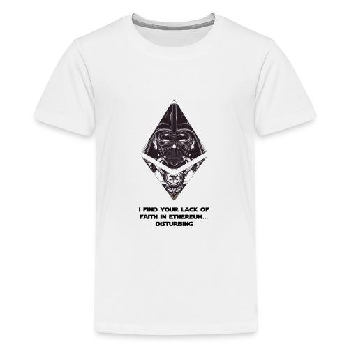Darth Ethereum - Kids' Premium T-Shirt