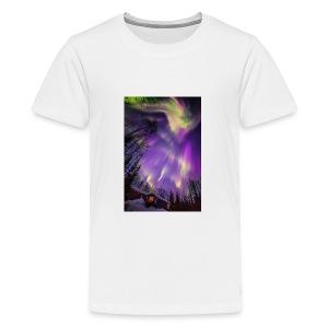 f11cabcdf69d4e06a9cbe0ee9fb895dbnorthern lights - Kids' Premium T-Shirt