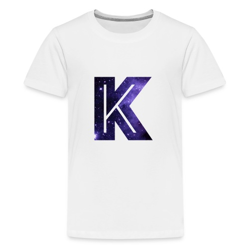 LuisK47 K merch !!!! - Kids' Premium T-Shirt
