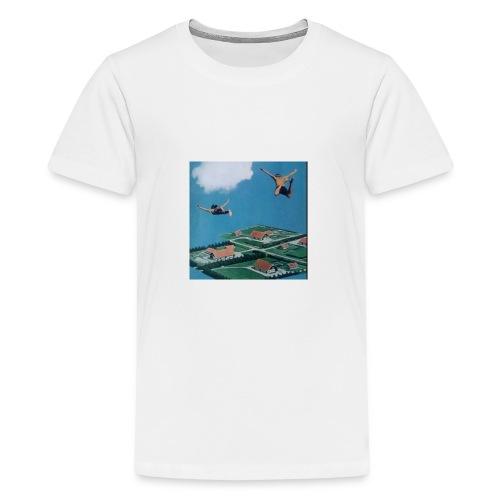 W A V Y - Kids' Premium T-Shirt