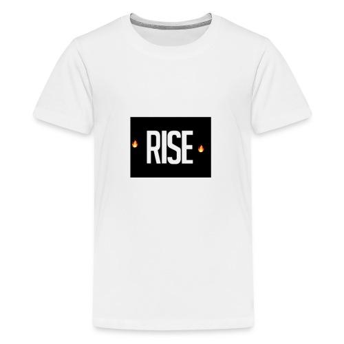 RIse Original Single - Kids' Premium T-Shirt