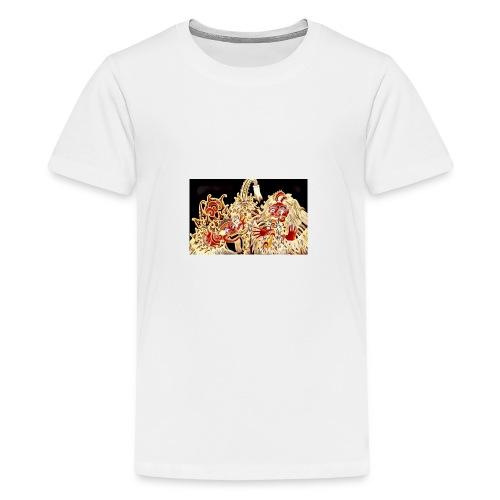 Bali Barong lion - Kids' Premium T-Shirt