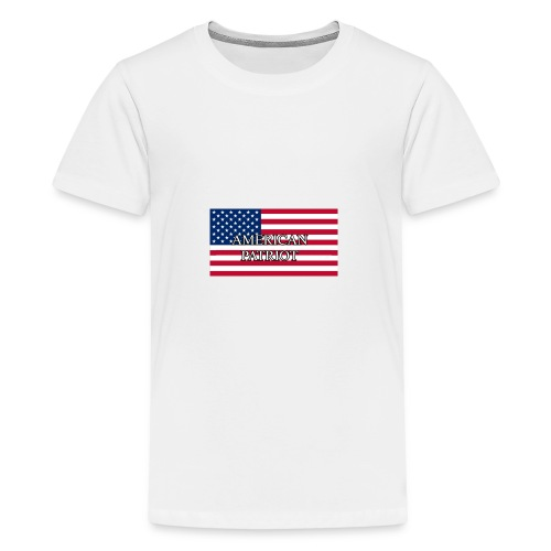 American Patriot - Kids' Premium T-Shirt