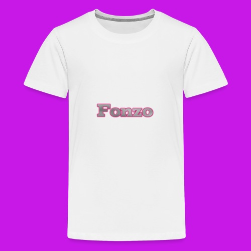New Fonzo Merch - Kids' Premium T-Shirt