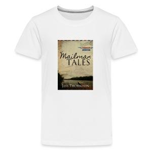 Mailman Tales cover - Kids' Premium T-Shirt