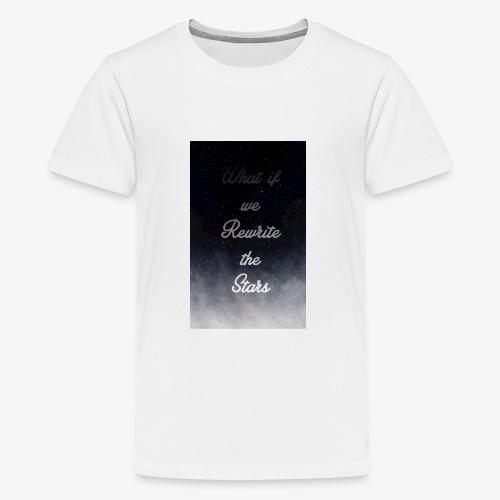 rewrite the stars - Kids' Premium T-Shirt