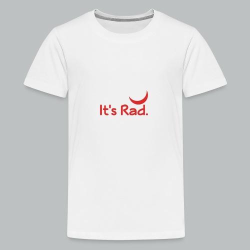 It's Rad - Kids' Premium T-Shirt