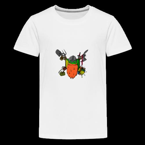 Beard - Kids' Premium T-Shirt