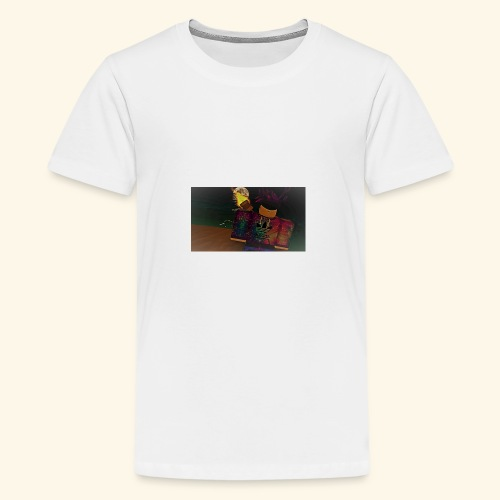 (roblox logo) - Kids' Premium T-Shirt