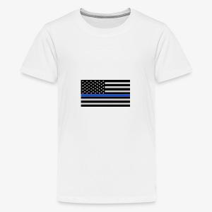 blue lives matter - Kids' Premium T-Shirt