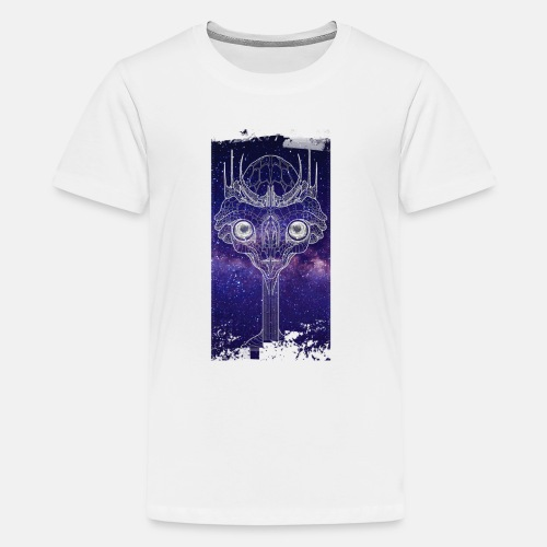 Alien dream purple Tshirt - Kids' Premium T-Shirt