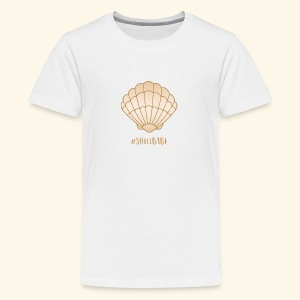 #Shellbabe - Kids' Premium T-Shirt