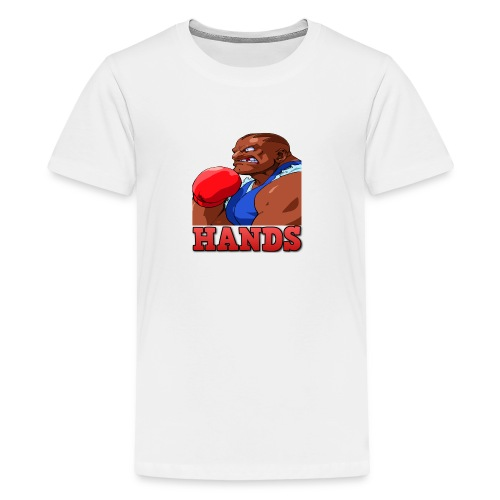 Balrog hands - Kids' Premium T-Shirt