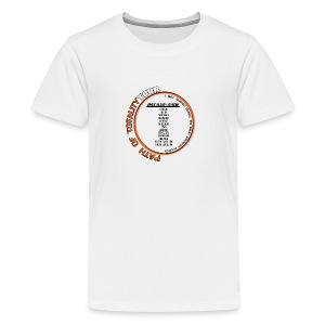 Path of Totality Light - Kids' Premium T-Shirt