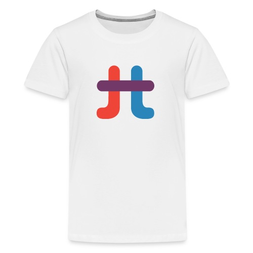 TucuTube Logo - Kids' Premium T-Shirt