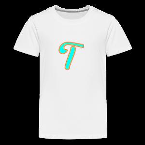 Tyleryolo YouTube Logo - Kids' Premium T-Shirt