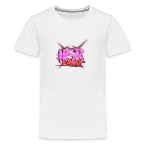 SR Family LOGO V4 2 - Kids' Premium T-Shirt
