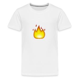 fire 2 - Kids' Premium T-Shirt