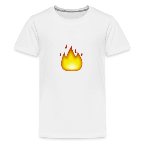 fire 2 - Kids' Premium T-Shirt